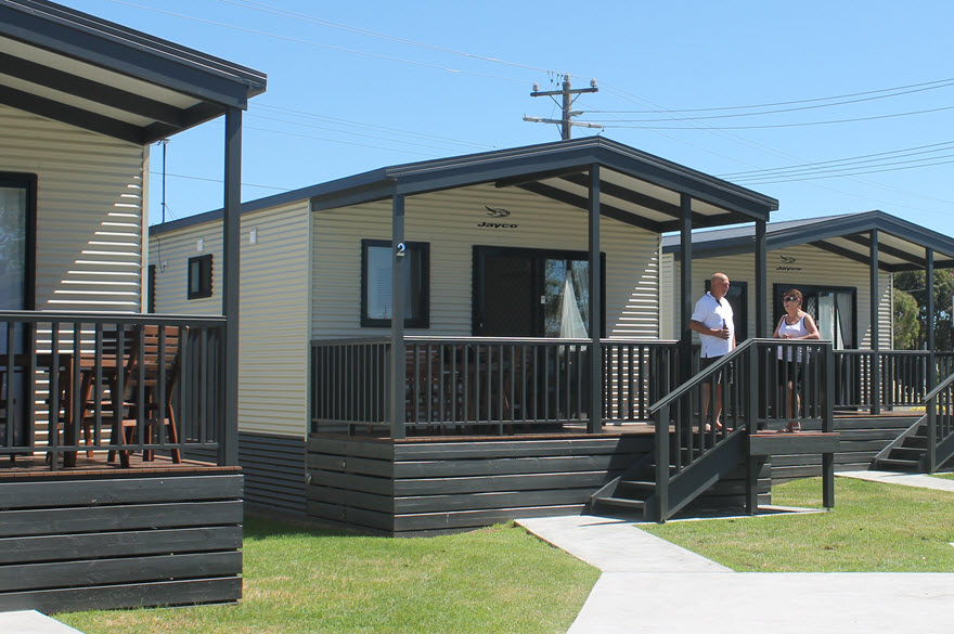 Woodbine Caravan Park Leisure Home